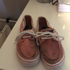 Girls Sperry Top Siders